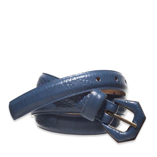 Cinturón Unión Trazo Azul MP Patricia Mejía